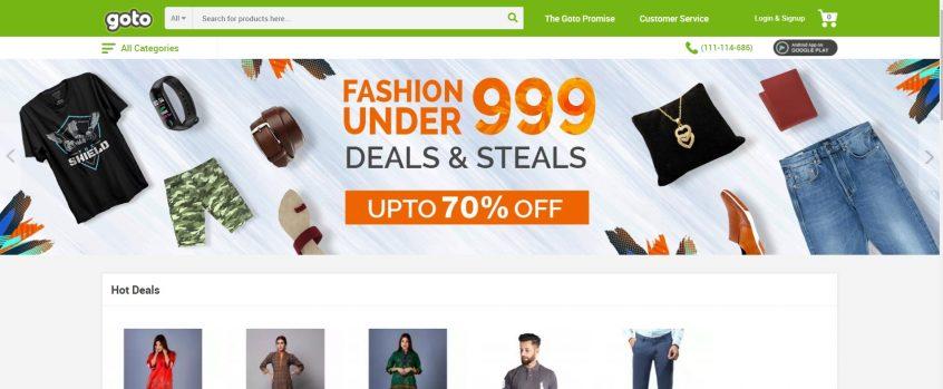 How to use my goto promo codes, goto coupons & goto discount codes to shop at goto UAE, goto Pakistan & goto KSA and more.