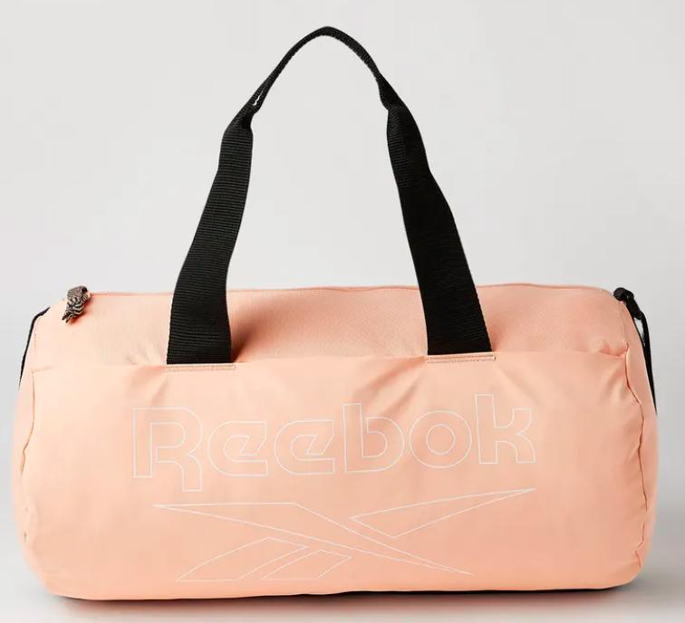 ريبوك حقيبة أسطوانية لأغراض التدريب الأساسية