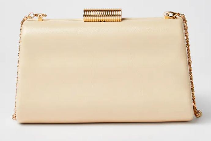 حقيبة كلاتش صغيرة كلاسيكية من مانغو