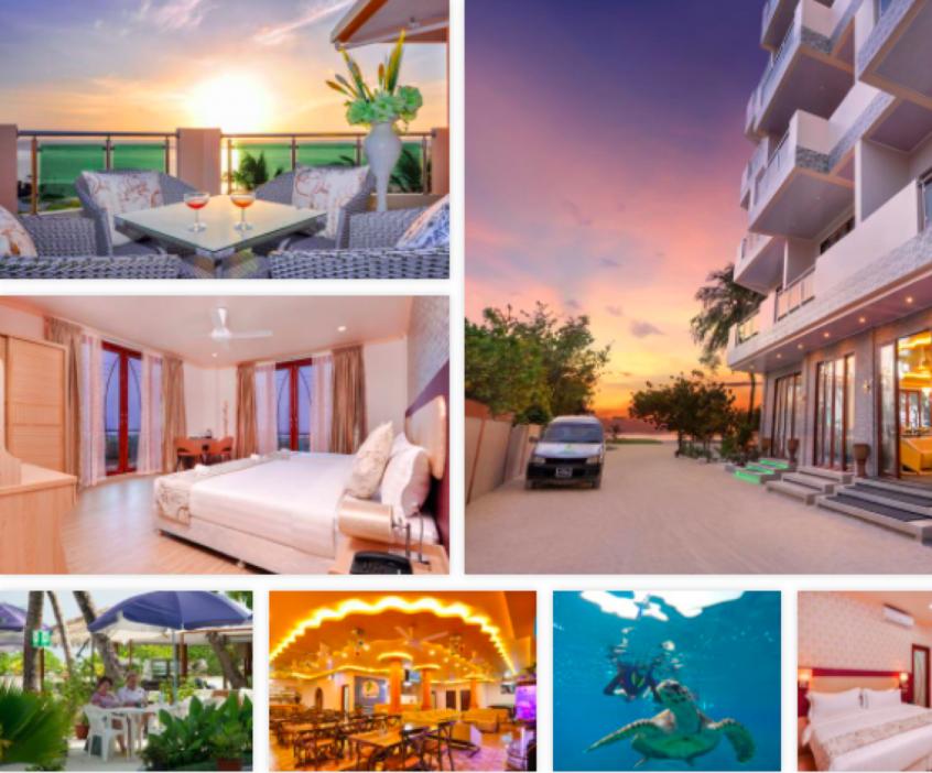 فندق Sunrise Beach بسعر 56 دولار