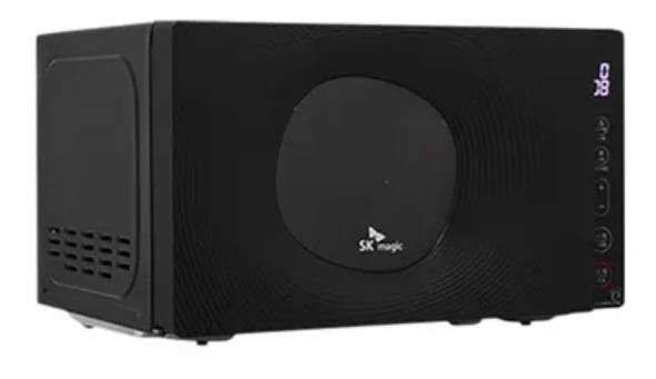 فرن ميكروويف MWO-AF2A1 أسود