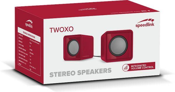 2- مكبرات صوت ستيريو توكسو SL-810004-BK أسود بسعر :  جنيه 129.00