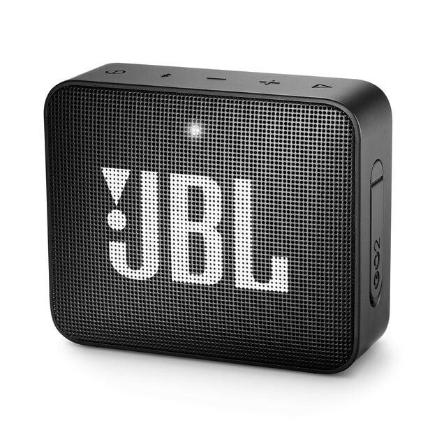 3- مكبر الصوت المحمول جو 2 بتقنية البلوتوث أسود