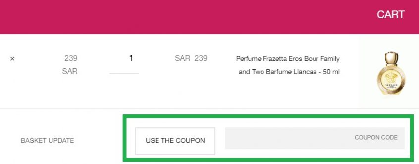 How to use Selvium Coupon Codes and Offers for Selvium KSA Online Store?