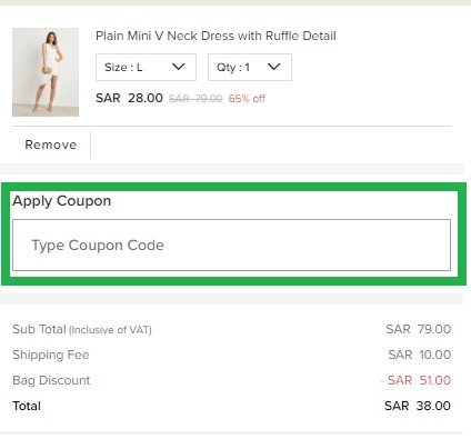 How to use my Styli Coupon Code, Styli Coupon Codes, Styli Discount Codes, Styli Promo Codes & Styli coupons