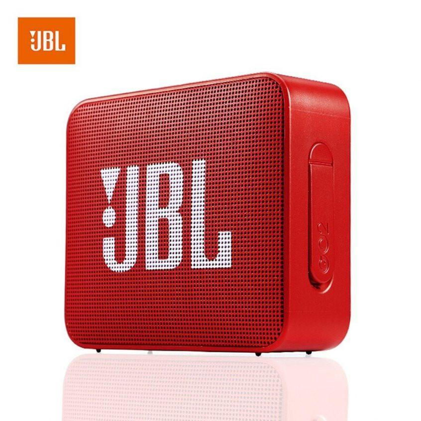 4- مكبر الصوت المحمول جو 2 بتقنية البلوتوث أحمر بسعر : جنيه 599.00