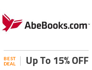 AbeBooks Deal: Get Up to 15% OFF Selected Collections Off