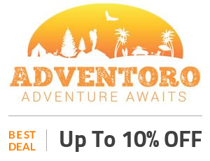 ADVENTORO Deal: Save 10% Discount On All Activities & Tours Off