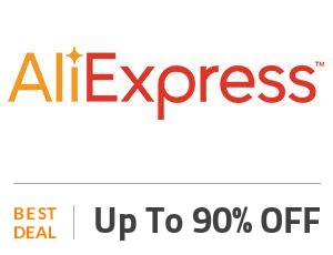 AliExpress Deal: AliExpress Sale: Get Up To 90% OFF Top Brands Off