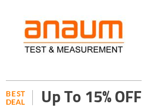 Anaum Deal: Get Up to 15% Discount On Your Orders Off