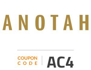 Anotah Coupon Code: AC4