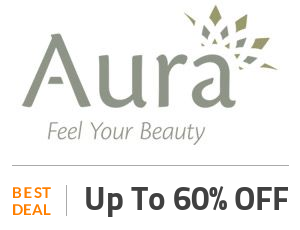 Aura4ever Deal: Up to 60% OFF Healthy Care Moisturizer Off
