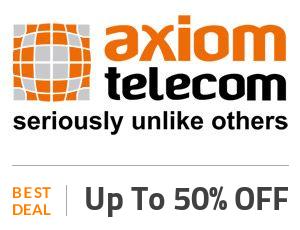 Axiom Telecom Deal: Flat 50% OFF On Samsung U Wireless Headphones Off