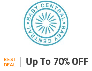 Baby Central Deal: Everything Your Baby Needs With Up to 70% OFF Off
