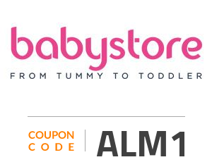 Babystore Coupon Code: ALM1