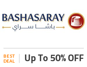 Bashasaray Deal: White Friday: Up to 50% on Everything Off