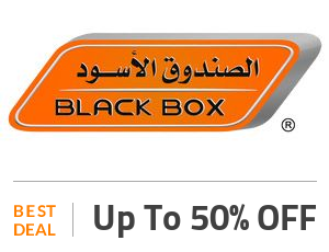 Black Box Deal: Black Box Offer: Up to 50% OFF Large Appliances Off