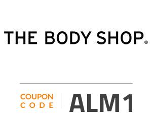 The Body Shop Coupon Code: ALM1