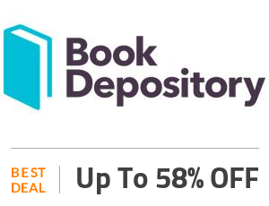 Book Depository Deal: Get Up to 58% OFF On Selected Bestsellers Off