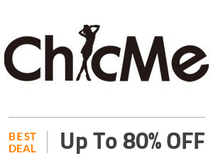 ChicMe Deal: Mid-Year Sale: Get Up to 80% OFF Off