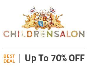 Children Salon Deal: Up to 70% OFF on Children Off