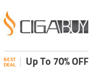 Cigabuy Deal: Get Up to 70% Discount on Sale Collection Off