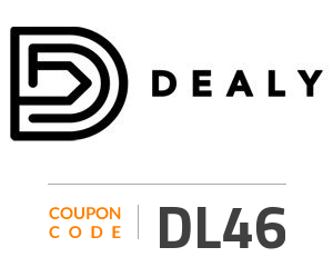 DEALY Coupon Code: DL46