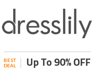 Dresslily Deal: Up to 90% OFF On Swimwear Off