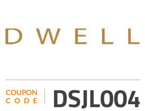 Dwell Stores Coupon Code: DSJL004