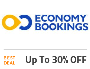 Economy Bookings Deal: Up to 30% Off Car Rental Off