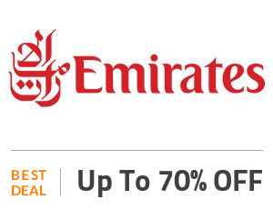 Emirates Airways Deal: Get Upto 70% OFF On Hotel Bookings Off