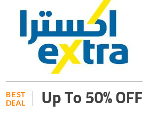 Extra Stores Deal: Up to 50% OFF on Electronic Appliances Off