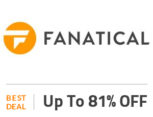 Fanatical Deal: Fanatical Exclusive: Save Up to 81% Off