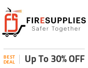 Fire Supplies Deal: Get Flat 30% OFF On Sale Collection Off