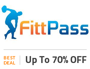 FittPass Deal: Save Up to 70% On Personal Training Classes Off