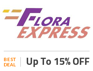 Floraexpress Deal: Get Up to 15% Off On Bouquets Off