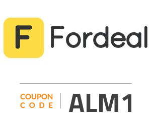 Fordeal Coupon Code: ALM1