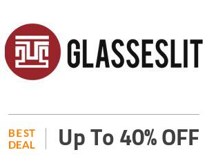 Glasseslit Deal: Up to 40% OFF Sunglasses Frames Off