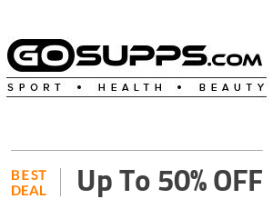 GoSupps Deal: Up to 50% OFF On Immunity Products Off