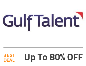 Gulftalent Deal: Get Up To 80% Off On Online Course Off