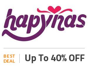 Hapynas Deal: Claim Up to 40% OFF On Designer Wallets Off