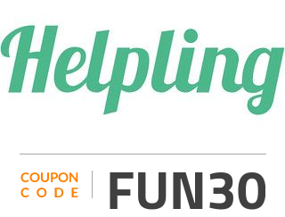 Helpling Coupon Code: FUN30