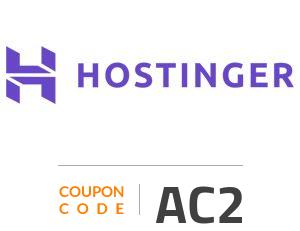 Hostinger Coupon Code: AC2