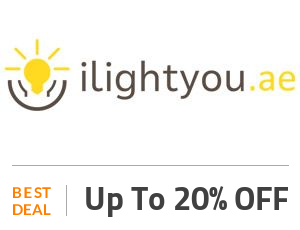 Ilightyou Deal: Get Up to 20% OFF On Selected Products Off
