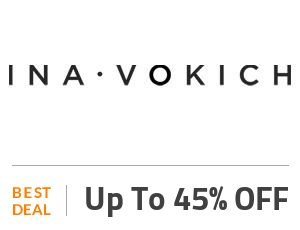 inavokich Deal: Get Up to 45% Discount on Sale Collection Off