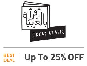 Ireadarabic Deal: Enjoy 25% OFF For 6 Months Off