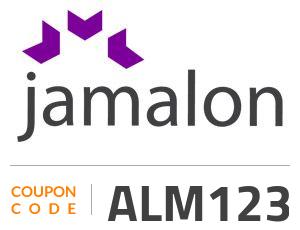 Jamalon Coupon Code: ALM123
