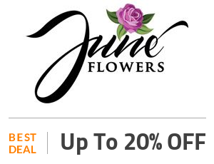 June Flowers Deal: Get Flower Bouquet & Save Up to 20% + Free Shipping Off
