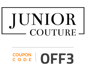 Junior Couture Coupon Code: OFF3