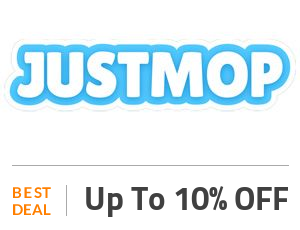 Justmop Deal: Flat 10% OFF On All Home Cleaning Services Off
